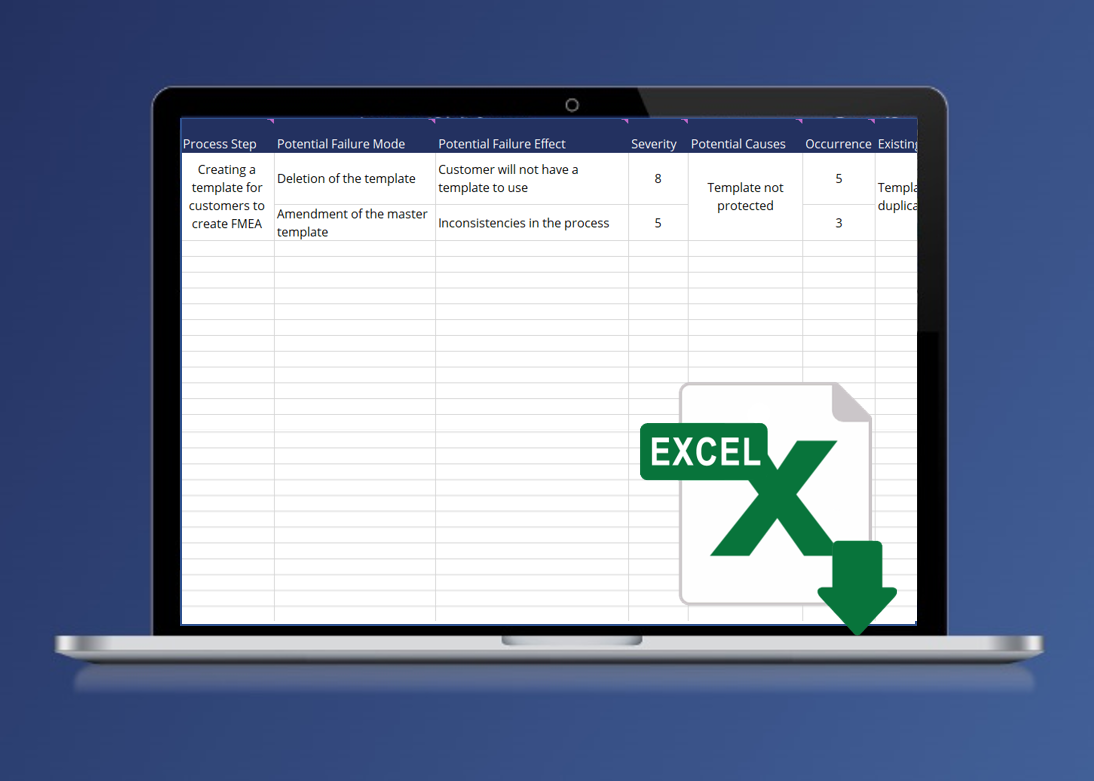 continuous-improvement-failure-modes-and-effects-analysis-fmea-excel-template